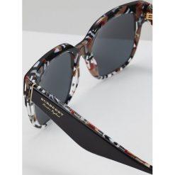 Okulary przeciwsłoneczne damskie aviatory: Burberry Okulary przeciwsłoneczne top black