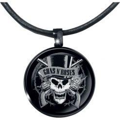 Naszyjniki damskie: Guns N' Roses Guns Head Naszyjnik standard