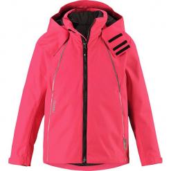 Kurtka funkcyjna 3w1 w kolorze różowym. Czerwone kurtki dziewczęce marki Reserved, z kapturem. W wyprzedaży za 337,95 zł.