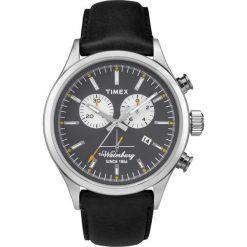 Timex - Zegarek TW2P75500. Czarne zegarki męskie Timex, szklane. W wyprzedaży za 449,90 zł.