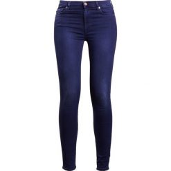 Rurki damskie: 7 for all mankind HIGHTWAIST Jeans Skinny Fit indigo