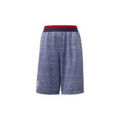 Szorty i Bermudy Dziecko adidas  Szorty dresowe FC Bayern. Niebieskie spodenki chłopięce marki Adidas, z dresówki. Za 119,00 zł.