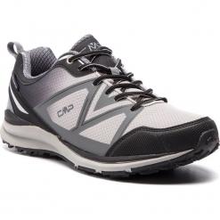 Buty CMP - Alya Trail Shoes Wp 38Q9917  Ice A440. Szare buty do biegania męskie marki CMP, z materiału. W wyprzedaży za 179,00 zł.