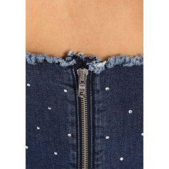 Sukienki hiszpanki: Jaded London DIAMONTE Sukienka jeansowa blue denim