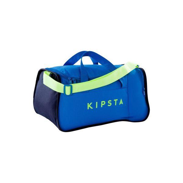 a6c90bb453b50 Torba do sportów zespołowych Kipocket 20 L - Niebieskie torby męskie  sportowe KIPSTA