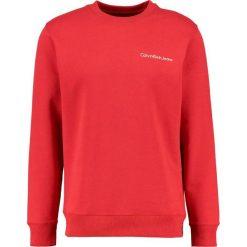 Calvin Klein Jeans HOROS REGULAR FIT Bluza tango red. Czerwone kardigany męskie marki Calvin Klein Jeans, m, z bawełny. W wyprzedaży za 359,10 zł.