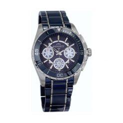 Zegarki męskie: Bisset BSFD97SIDW10BX - Zobacz także Książki, muzyka, multimedia, zabawki, zegarki i wiele więcej