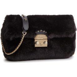 Torebka FURLA - Metropolis 993984 B BNB8 ECP Onyx. Czarne torebki klasyczne damskie marki Furla, z materiału. Za 1355,00 zł.