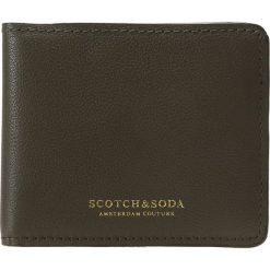 Portfele męskie: Scotch & Soda CLASSIC BILL FOLD Portfel brown