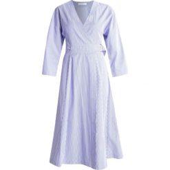 Sukienki hiszpanki: IVY & OAK Sukienka letnia light blue