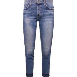 Current/Elliott STILETTO Jeansy Slim Fit blue denim. Niebieskie rurki damskie Current/Elliott. Za 1409,00 zł.