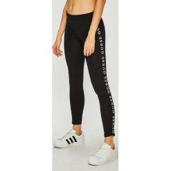 Guess Jeans - Legginsy. Czarne jegginsy damskie marki bonprix, z podwyższonym stanem. Za 169,90 zł.