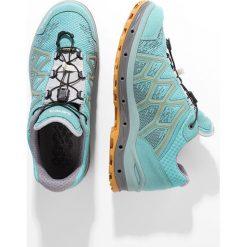 Buty sportowe damskie: Lowa AEROX GTX Obuwie hikingowe eisblau/mandarine