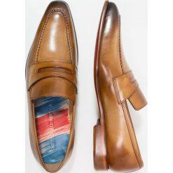 Buty wizytowe męskie: Melvin & Hamilton LANCE Eleganckie buty tan