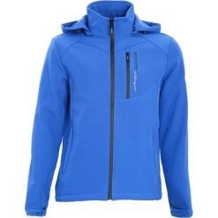 Niebieska Kurtka Night Begin. Czarne kurtki męskie marki Born2be, l, z aplikacjami, z dresówki. Za 149,99 zł.