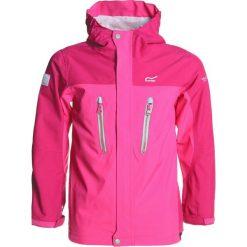Regatta HIPOINT III Kurtka hardshell hot pink/vivac. Czerwone kurtki dziewczęce marki Reserved, z kapturem. Za 209,00 zł.
