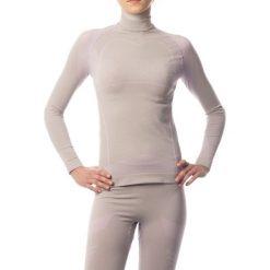 Spaio Koszulka damska Thermo W03 Spaio Light Grey/Pink r. XL. Bluzki asymetryczne Spaio, xl. Za 86,94 zł.