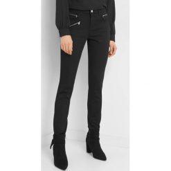 Power Stretch Skinny Jeans. Żółte jeansy damskie skinny marki Orsay, s, z bawełny, z golfem. Za 129,99 zł.