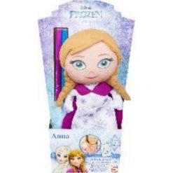Przytulanki i maskotki: Maskotka do kolorowania Anna Frozen – Kraina Lodu