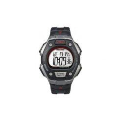 Pulsometr zegarek sportowy Timex Ironman® Classic 50. Czarne zegarki męskie Timex, szklane. Za 219,99 zł.