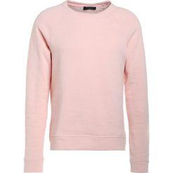 Bejsbolówki męskie: Bruuns Bazaar LASSE Bluza pink salt
