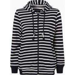 Bluzy damskie: Franco Callegari - Damska bluza rozpinana, beżowy