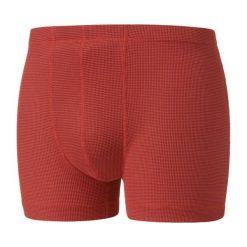 Majtki męskie: Odlo Bokserki męskie Cubic czerwone r. S (140272)