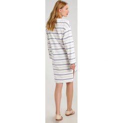 Sukienki hiszpanki: Native Youth BRETON WIDE SLEEVE Sukienka letnia blue/white