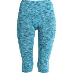Spodnie dresowe damskie: Dare 2B CANNY CAPRI Rybaczki sportowe sea breeze blue space dye