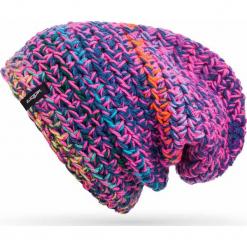 Czapka unisex Mania Beanie wielokolorowa. Fioletowe czapki zimowe damskie Woox. Za 90,80 zł.