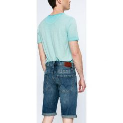 Pepe Jeans - Szorty Cash. Szare spodenki jeansowe męskie Pepe Jeans, casualowe. W wyprzedaży za 179,90 zł.