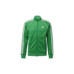 Bluzy dresowe adidas  Bluza dresowa SST. Zielone bluzy dresowe męskie Adidas, l. Za 329,00 zł.