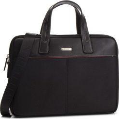 Torba na laptopa WITTCHEN - 87-3U-200-1 Czarny. Czarne torby na laptopa Wittchen, z materiału. Za 599,00 zł.