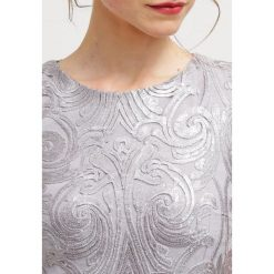 Sukienki hiszpanki: Young Couture by Barbara Schwarzer Sukienka koktajlowa stone