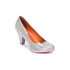 Czółenka Cristofoli  ELOV. Szare buty ślubne damskie Cristofoli. Za 551,20 zł.