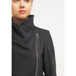 MbyM MIKA Płaszcz wełniany /Płaszcz klasyczny black. Czarne płaszcze damskie pastelowe mbyM, xl, z materiału, klasyczne. Za 699,00 zł.