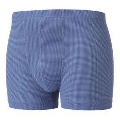 Majtki męskie: Odlo Bokserki męskie Cubic niebieskie r. M (140272)