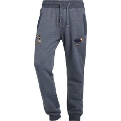 Spodnie dresowe męskie: Santa Monica HAVERTON Spodnie treningowe navy marl