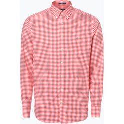 Gant - Koszula męska, czerwony. Czerwone koszule męskie na spinki GANT, m. Za 379,95 zł.