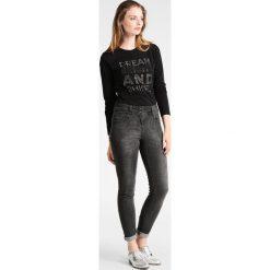 Bluzki asymetryczne: Gaudi Bluzka z długim rękawem black