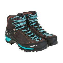 Buty trekkingowe damskie: Salewa Buty damskie WS MTN Trainer Mid GTX  Magnet/Viridian Green r. 37