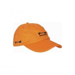 Czapka myśliwska składana z daszkiem. Brązowe czapki z daszkiem męskie SOLOGNAC. Za 24,99 zł.