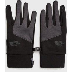 The North Face - Rękawiczki. Czarne rękawiczki męskie The North Face, z dzianiny. W wyprzedaży za 119,90 zł.