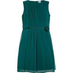 Sukienki dziewczęce z falbanami: Carter's HOLIDAY Sukienka koktajlowa dark green