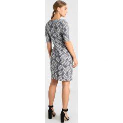 Sukienki hiszpanki: Lauren Ralph Lauren Petite CHELSIE DAY DRESS Sukienka z dżerseju slate/colonial cream