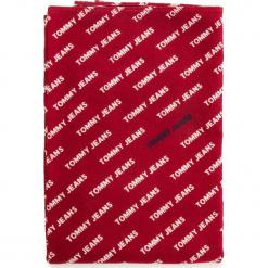 Chusta TOMMY JEANS - Tju Repeat Logo Band AU0AU00197 614. Czerwone chusty damskie Tommy Jeans, z bawełny. Za 129,00 zł.