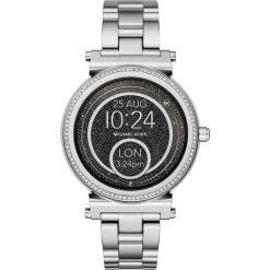 ZEGAREK MICHAEL KORS ACCESS SMARTWATCH MKT5020. Szare, cyfrowe zegarki damskie Michael Kors, ze stali. Za 1699,00 zł.