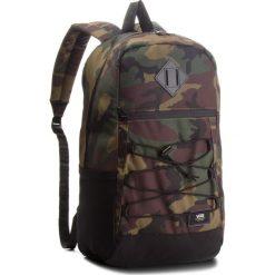 Plecak VANS - Snag Backpack VN0A3HCB97I Classic Camo. Zielone plecaki męskie marki Vans, z materiału, sportowe. W wyprzedaży za 139,00 zł.