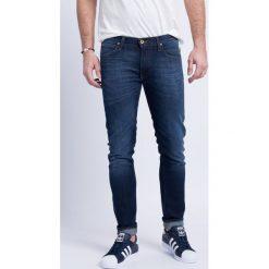 Lee - Jeansy Luke Slim Tapered. Niebieskie jeansy męskie slim Lee. Za 329,90 zł.