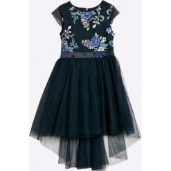 Sukienki dziewczęce z falbanami: Sly – Sukienka dziecięca 134-158 cm